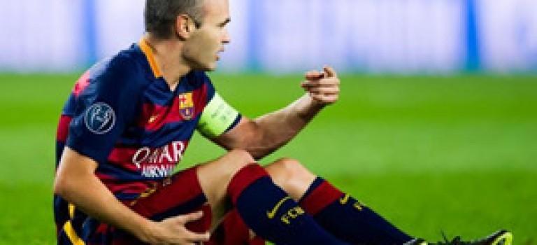 بدشانسی های بارسلونا ادامه دارد