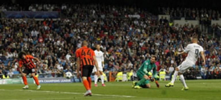 شروع طوفانی رئال مادرید در لیگ قهرمانان