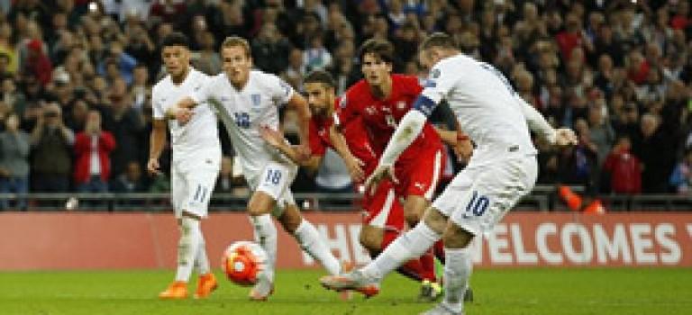 هشتمین پیروزی متوالی تیم ملی انگلیس