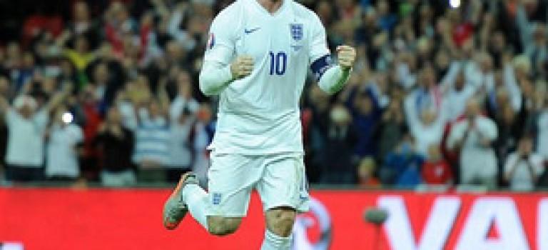 رونی بهترین گلزن تاریخ تیم ملی انگلیس شد
