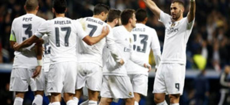 رئال مادرید , مالمو را در هم کوبید