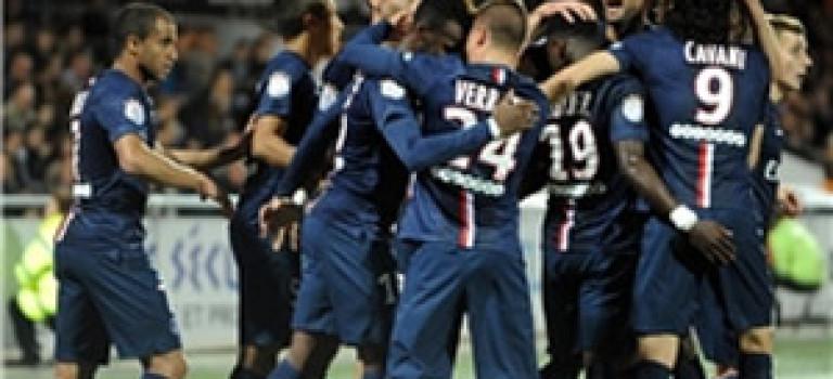 پاری سن ژرمن به فینال جام اتحادیه فرانسه رسید
