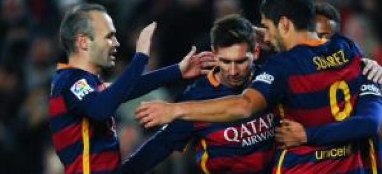 شباهت بازی بارسلونا به بازی فیفا