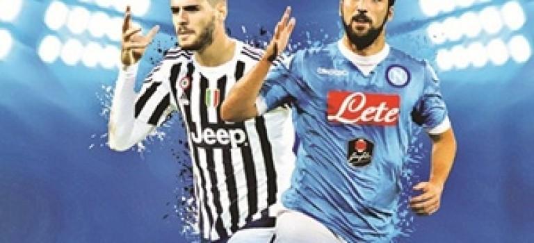 تقابل غول های فوتبال ایتالیا (یوونتوس – ناپولی )