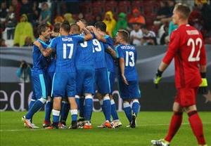 شکست آلمان در مقابل اسلواکی