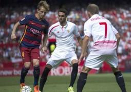 بارسلونا و سویا به مصاف یکدیگر میروند