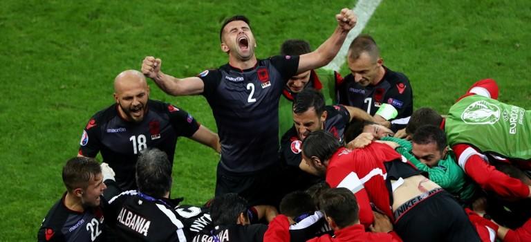 آلبانی ۱-۰ رومانی٬ یورو ۲۰۱۶