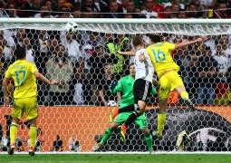 آلمان 2 - 0 اوکراین٬یورو2016