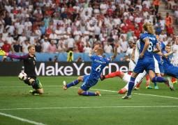 انگلیس 1-2 ایسلند٬ یورو 2016