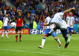 ایتالیا 2-0 بلژیک٬یورو 2016