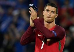 رونالدو: ایرلندخیلی تدافعی بازی کرد