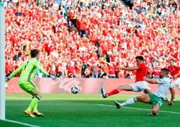 ولز 1 - 0 ایرلند شمالی٬یورو 2016