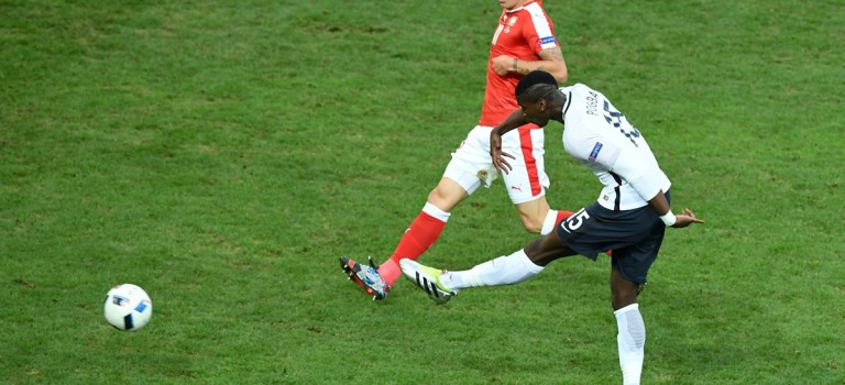 فرانسه ۰-۰ سوئیس ٬ یورو ۲۰۱۶