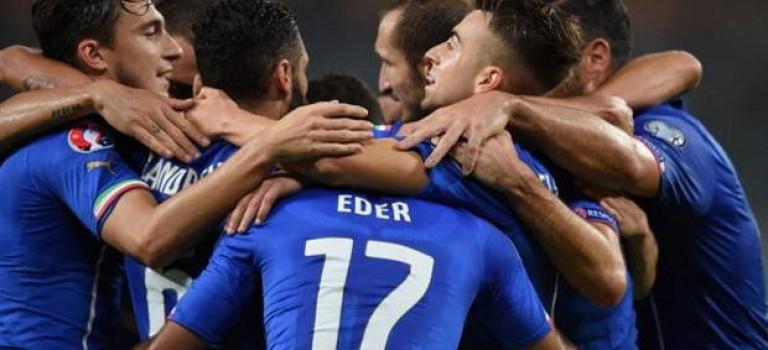 فهرست تیم ایتالیا برای یورو ۲۰۱۶