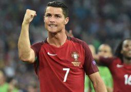 رویای قهرمانی رونالدو در یورو