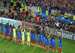 رسیدن به فینال٬ مردم فرانسه را متحد کرد