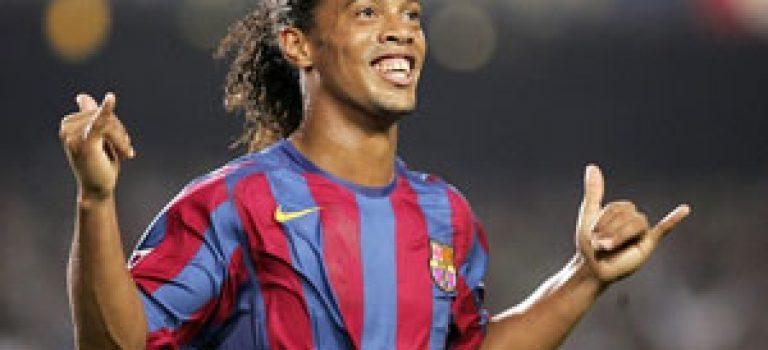 رونالدینیو به فکر خداحافظی از فوتبال