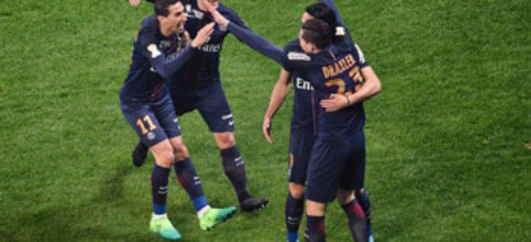 با برتری پرگل مقابل موناکو , پاری سن ژرمن به فینال جام حذفی فرانسه راه یافت