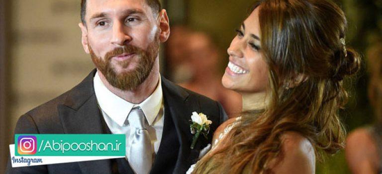 تصاویری از جشن عروسی لیونل مسی