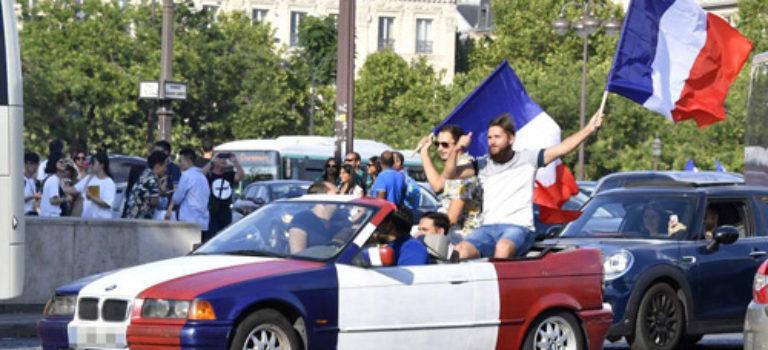 فرانسه فینالیست جام جهانی ۲۰۱۸ شد
